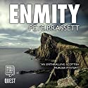 Enmity Audiobook by Pete Brassett Narrated by James Gillies
