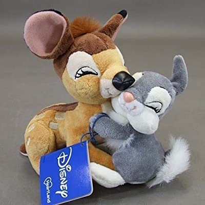 Best Friends Bambi and Thumper (S) by Disney: Toys & Games