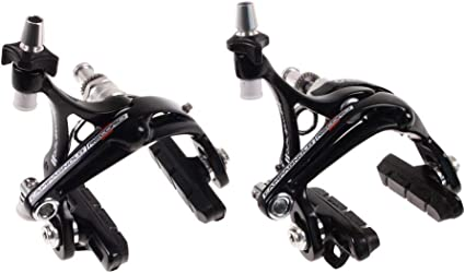 Campagnolo Record Brakeset Dual Pivot Front and Rear Black