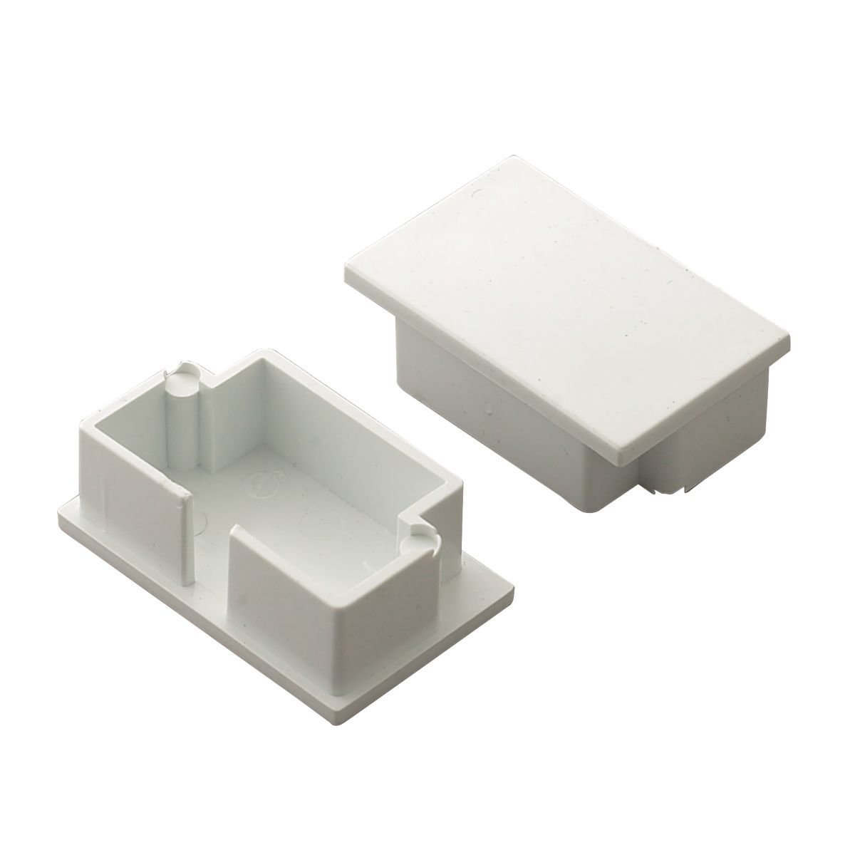 Tower End Cap 38 x 25mm Pack of 2