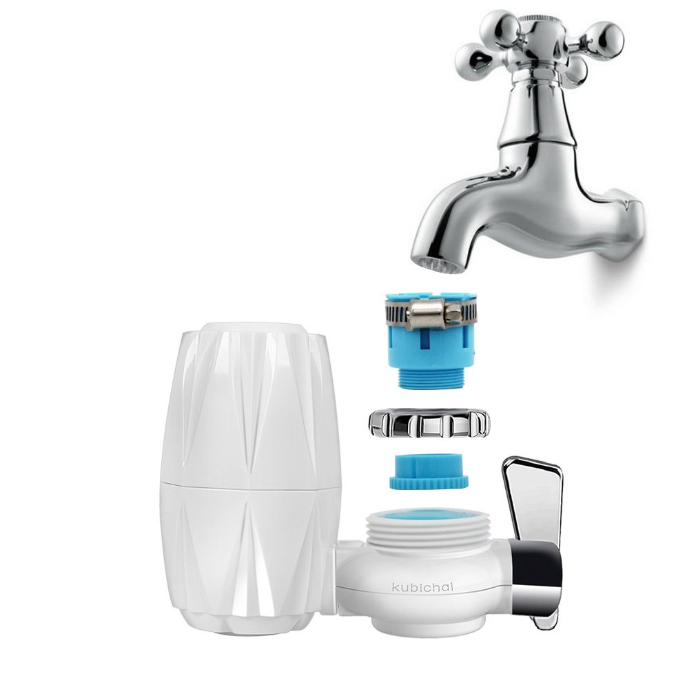 Faucet Water Filter,Water Purifier 7 Stage Water Filtration System For Kitchen by Kubichai (Image #2)