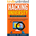 Hacking University: Junior Edition. Learn Python Computer Programming from Scratch: Become a Python Zero to Hero.  The Ultimate Beginners Guide in Mastering ... Freedom and Data Driven series Book 3)