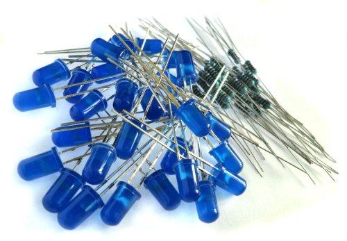 blue led - 1