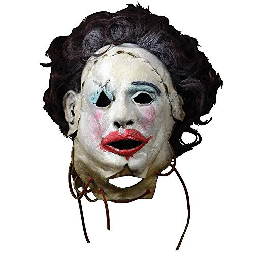 The Texas Chainsaw Massacre - Leatherface 1974 Pretty Woman Mask - Texas Chainsaw Massacre 1974 Costume