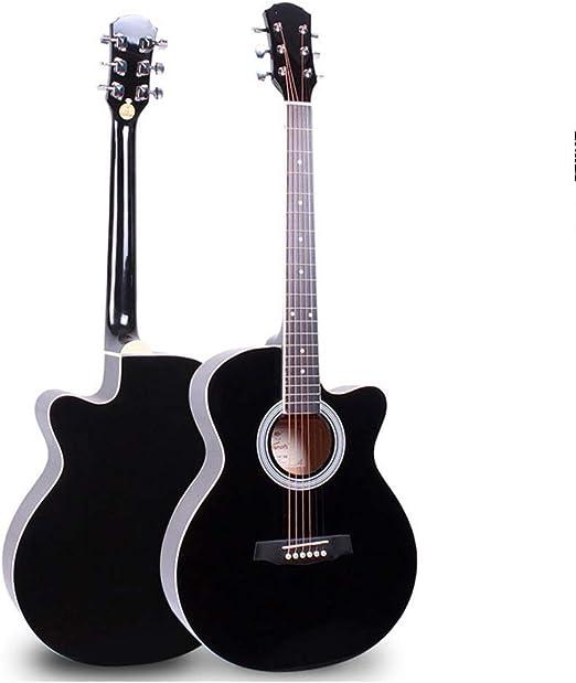 BAIYING Guitarra Clasica 40 Pulgadas Adolescentes Musical De Viaje ...