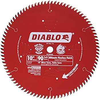 Freud  D1090X Ultra Fine 90 Teeth Circular Saw Blade for Wood and Wood Composites,  10-Inch