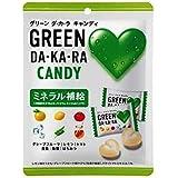 ロッテ GREEN DA・KA・RAキャンディ(袋) 79g×10袋