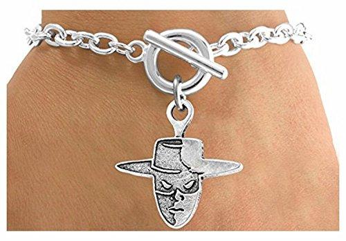 Raider Mascot Costume (Licensed Texas Tech Red Raiders Mascot Bracelet)
