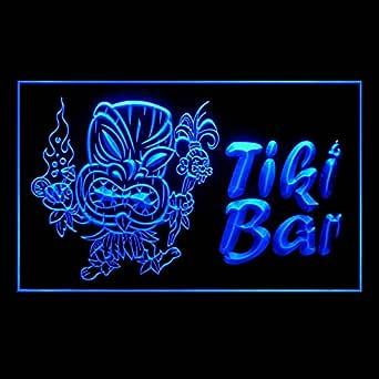 170042 Aloha Hello Palm Tree Pub Affection Peace Display LED Light Sign