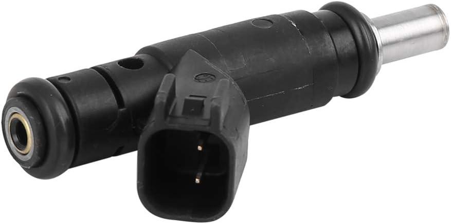 X AUTOHAUX Car Fuel Injector 04591851AA DC 12V for 2005-2009 Chrysler 300 5.7L 345 V8