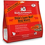 Stella & Chewy's Freeze-Dried Raw Super Beef Meal Mixers for Dogs, 18 oz.