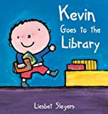 Kevin Goes to the Library, Liesbet Slegers, 1605370754