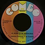 El Ron Es Mi Medicina / Matilda (45 RPM) From the