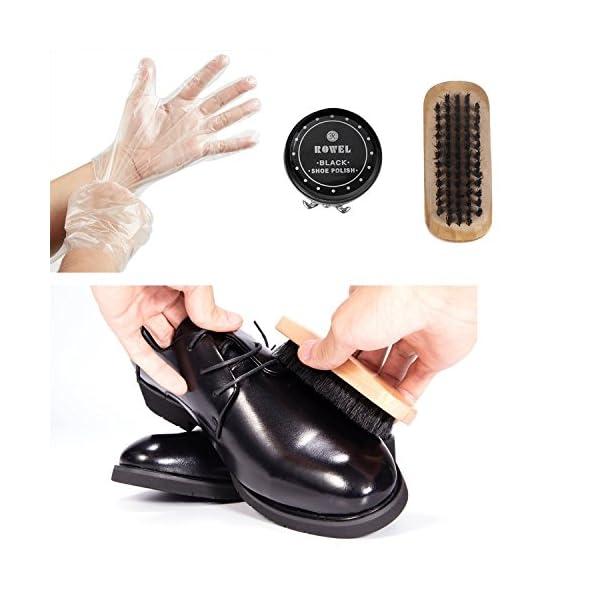 Shoe Shine Care Set