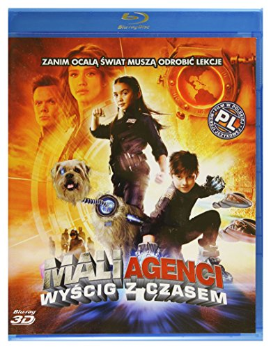 Spy Kids: All the Time in the World in 4D [Blu-Ray 3D] (IMPORT) (No English version)