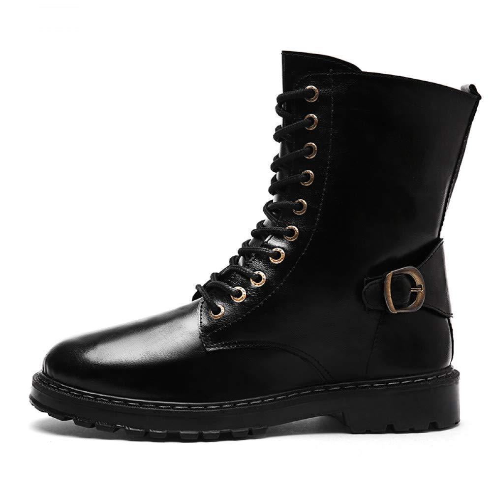 FHCGMX Casual Vintage Stiefel Männliche Schuhe Für Männer Erwachsene Business Herbst Mode Business Erwachsene Walking Martin Stiefel Schuhe 2f59ad
