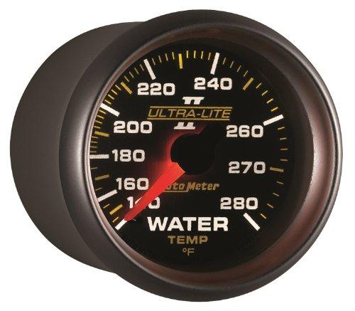 Amazon com: Auto Meter 4931 Ultra-Lite II 2-1/16