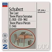 Last 3 Piano Sonatas