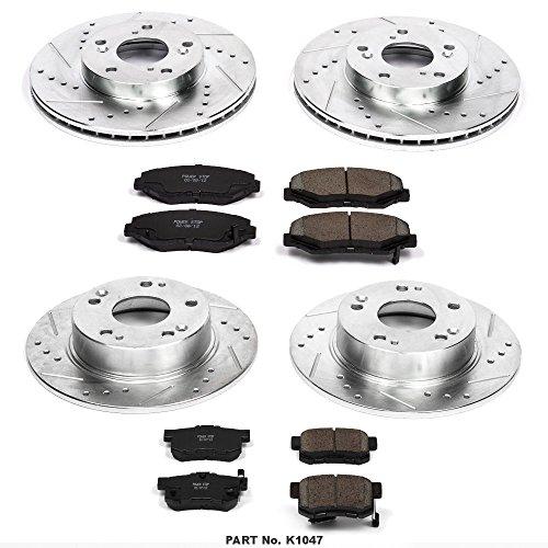 Buy rotor and brake pads