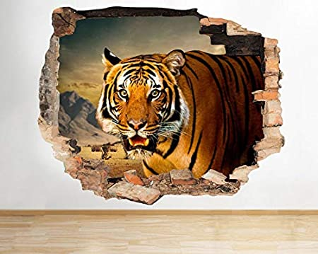 Details about  /Wall Decal Art Panther Animal Roar Wildcat Vinyl Stickers ed009