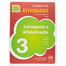 Caderno de Atividades. Letramento e Alfabetização. 3º Ano