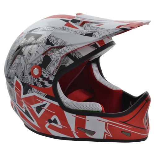 Kali Protectives Avatar x Helm MTB schwarz rot XS