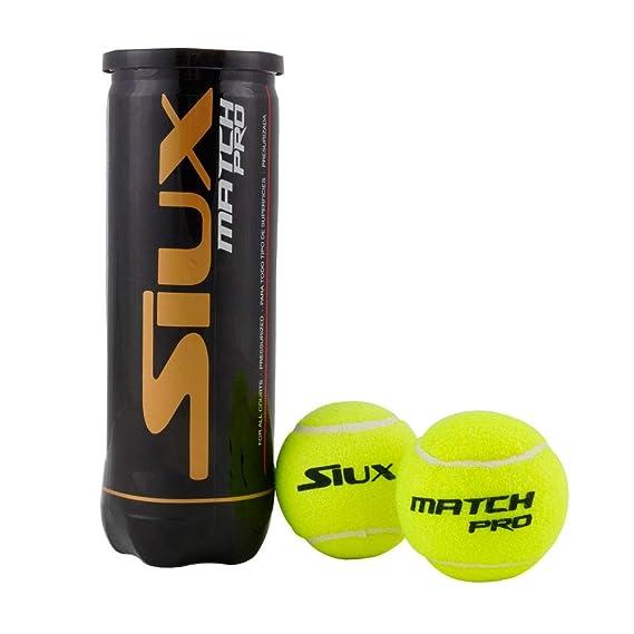 Siux Bote Bolas Match Pro: Amazon.es: Deportes y aire libre