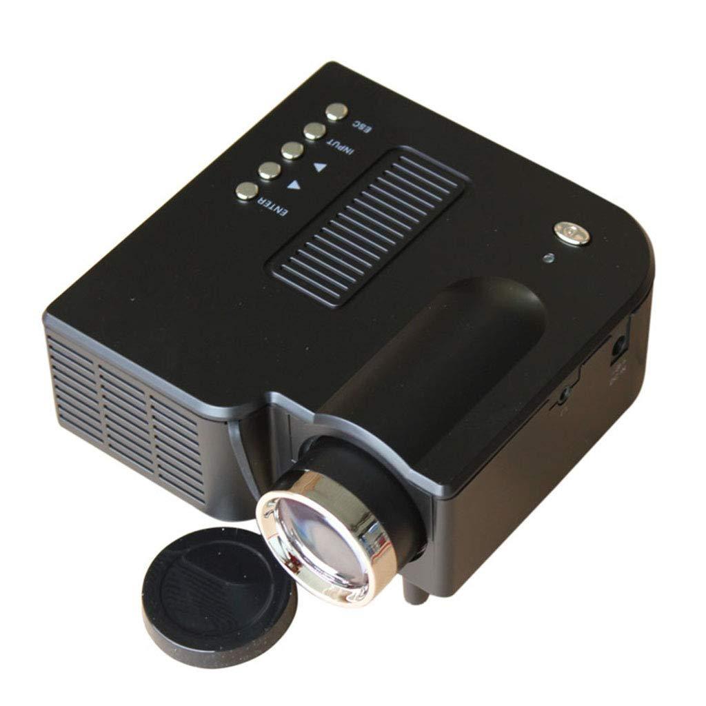 JIANGNAN Proyector Pico, 1080p Full HD 80