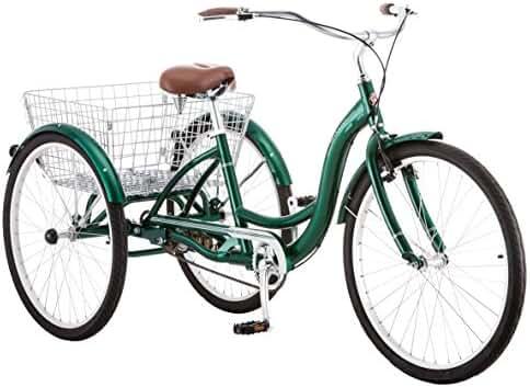 Schwinn Meridian Adult 26-Inch 3-Wheel Bike