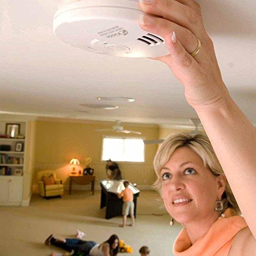 Combination Smoke & Carbon Monoxide Alarm