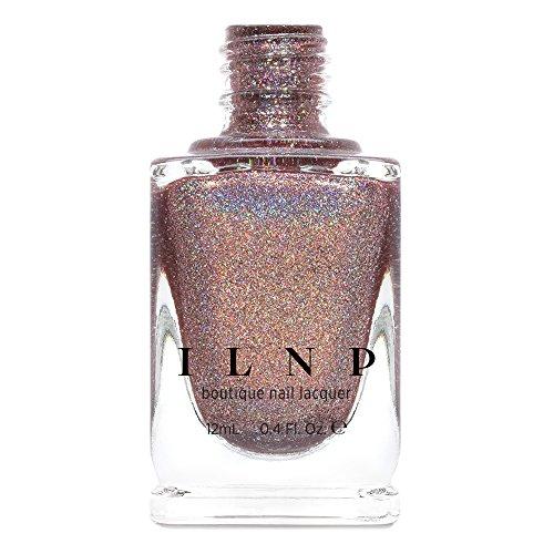 ILNP Close Knit - Rosy Mauve Ultra Holographic Nail Polish