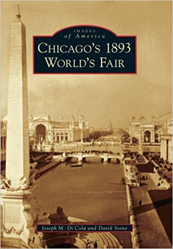 Kostenlose eBooks für das iPhone 3gs herunterladen Chicago's 1893 World's Fair (Images of America) 0738594415 by Joseph M. Di Cola PDF MOBI