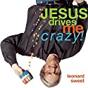 Jesus Drives Me Crazy!: Lose Your Mind, Find Your Soul Audiobook by Leonard Sweet Narrated by Eric Turner