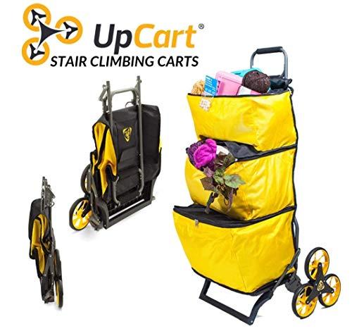 UpCart Pro Shopper Stair Climbing Folding Cart