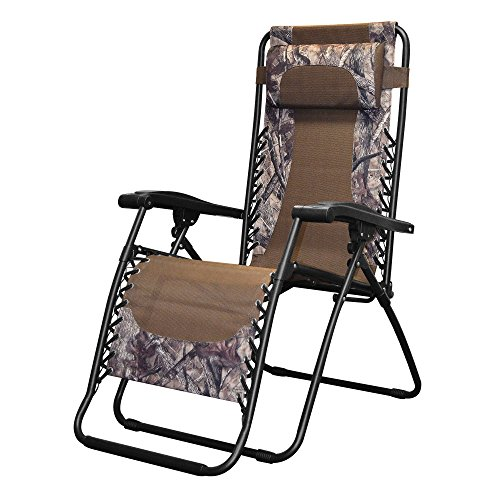 Caravan Sports Infinity Zero Gravity Chair, Camouflage