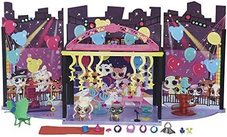 Amazon.com: Littlest Pet Shop Backstage Style Set: Toys & Games