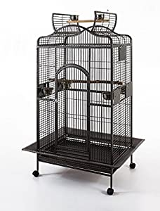 4. Delta Bird Cage Q24-2822 Black