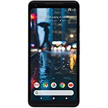 Google Pixel 2 XL Unlocked GSM/CDMA - US Warranty (Just Black, 64GB)