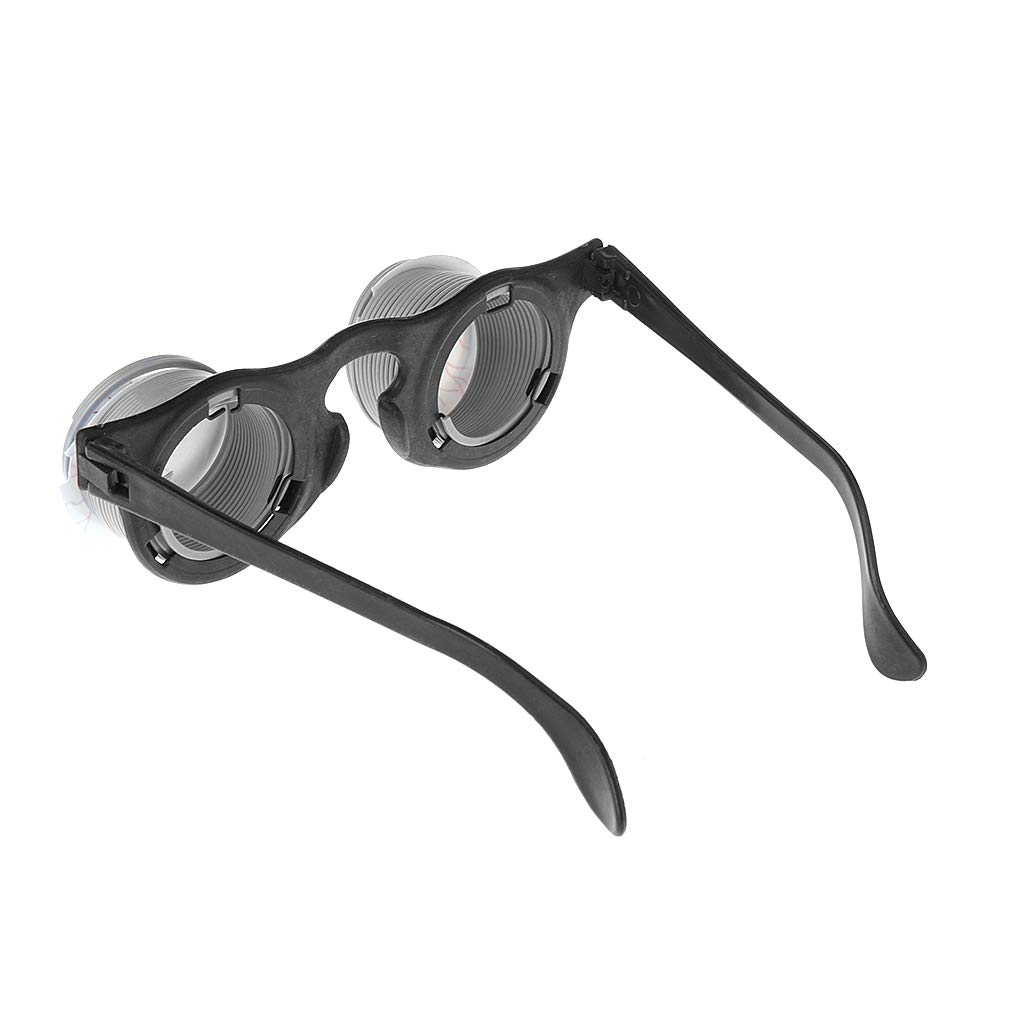 Dabixx Pop Out Eye Dropping Eyeball Glasses Horror Terror Scary Party Prank Funny Joke