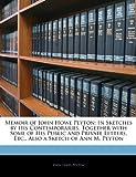 Memoir of John Howe Peyton, John Lewis Peyton, 1142822230