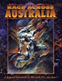 Front cover for the book Rage Across Australia (Werewolf) by Ben Chessell