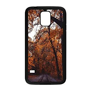 Armenia Yerevan Railway Park 2 Samsung Galaxy S5 Cases, [Black]
