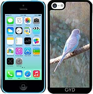 Funda para Iphone 5c - Azul Periquito Pájaro by WonderfulDreamPicture