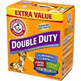 Arm and Hammer Double Duty Advanced Odor Control Clumping Cat Litter, My Pet Supplies