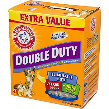 Arm & Hammer Double Duty Clumping Litter 51xI1TT70ML