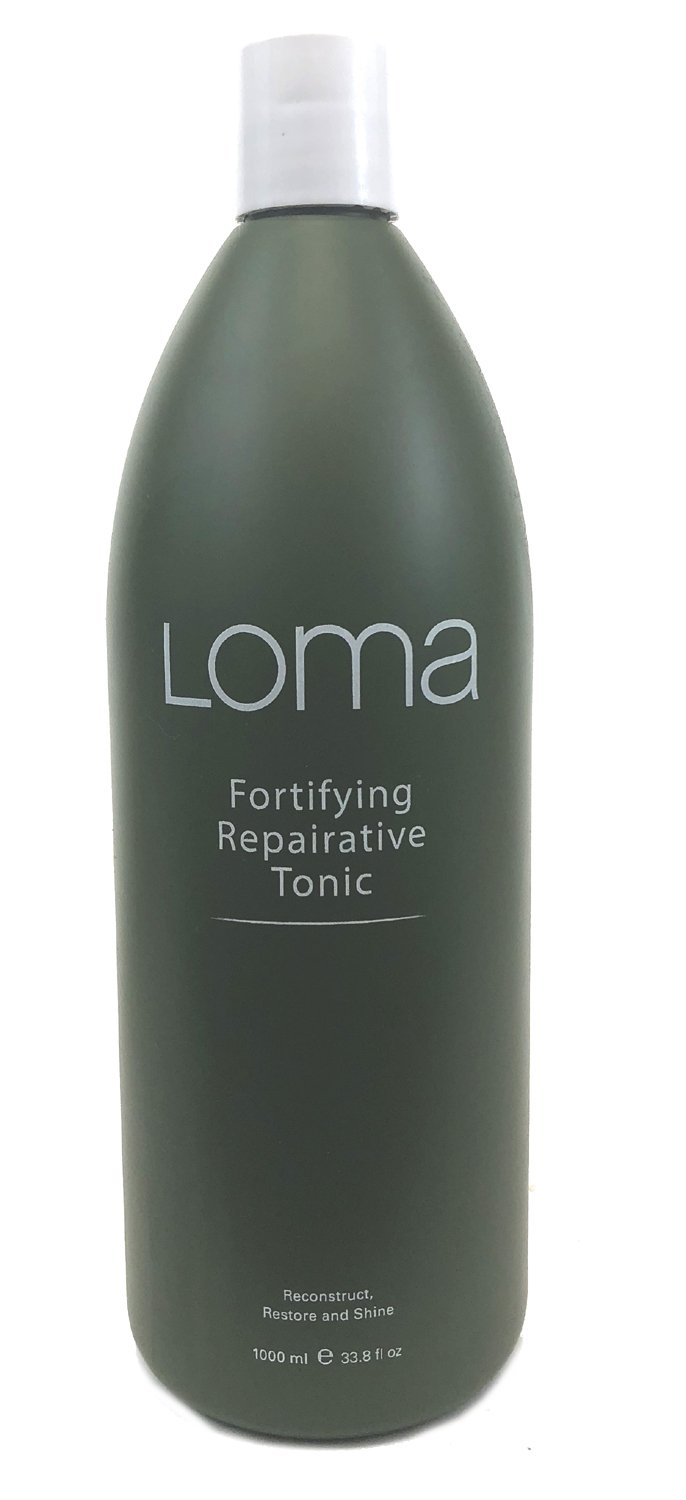 Loma Hair Care Fortifying Repairative Tonic, Cranberry/Pear, 33.8 fl. oz.