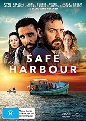 Safe Harbour: Joel Jackson, Phoebe Tonkin, Ewen Leslie