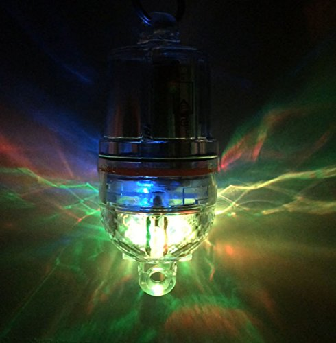 DEEP DROP FLASHING LED LIGHT FOR FISHING (MULTICOLOR FLASH)