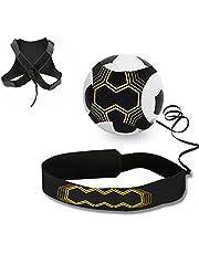 Football Trainer Banda, Mopalwin Football solo Kick Trainer elástica para entrenamiento de fútbol Soccer Skill Trainer Kit for Kids