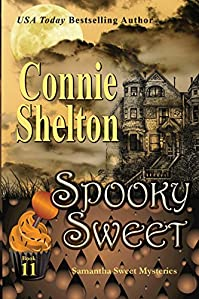 Spooky Sweet by Connie Shelton ebook deal